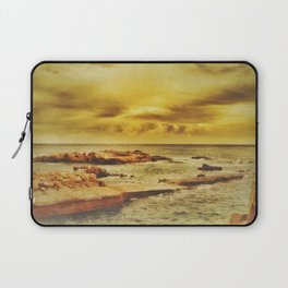 Autumn Sunset Laptop Sleeve