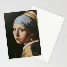 After Vermeer Stationery Cards