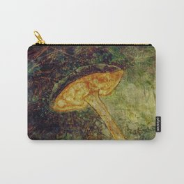 MUSHROOM WALTZ Carry-All Pouch