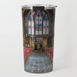 Cathedral Entrance Travel Mug