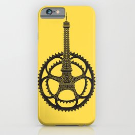 Le Tour de France iPhone Case