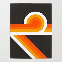 Flame Looper Poster