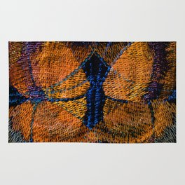 Fly- Butterfly Pattern Rug