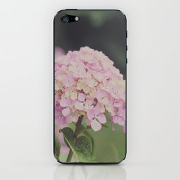 Hortensias iPhone Skin