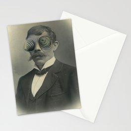 Chameleon Eyes  Stationery Cards