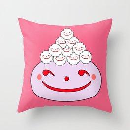 luvinin 04 Throw Pillow