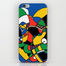 Print #2 iPhone & iPod Skin