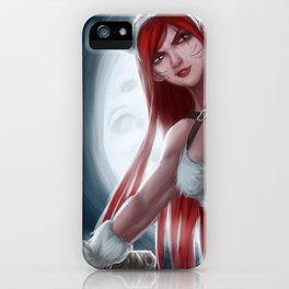 Kitty Cat Katarina iPhone Case