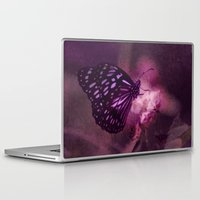 daria Laptop & iPad Skins featuring Soft Caress by Donuts