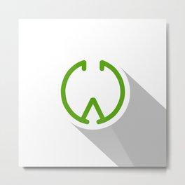 VfL Wolfsburg Metal Print