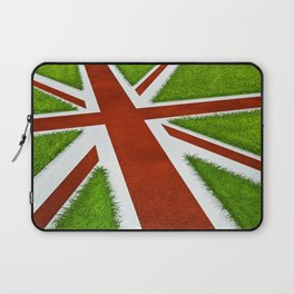 UK track and field Laptop Sleeve