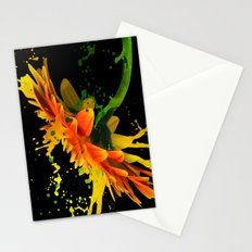 Liquid Daisy Stationery Cards