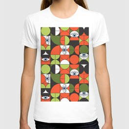 Bauhaus Eyes #1 T-shirt