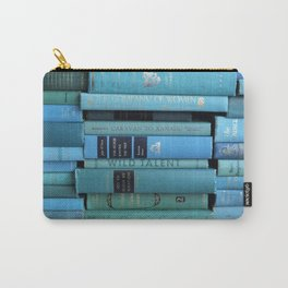 Wild Talent in Teal Carry-All Pouch