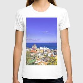 The Pearl Of The Mediterranean Sea T-shirt