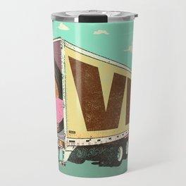 VINTAGE VINYL Travel Mug