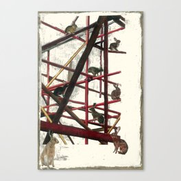 """Balance""  Canvas Print"