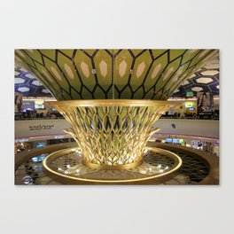Airliner15 Canvas Print