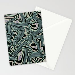 TIME KEEPS ON SLIPPIN' Stationery Cards