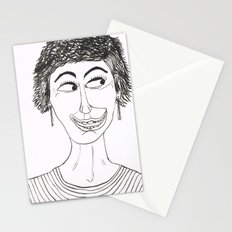 Happy and Loco Stationery Cards