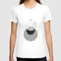 minimalism T-shirts featuring Minimalism 9 by Mareike Böhmer