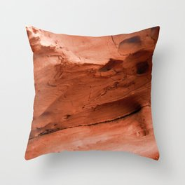 Cave al you want Throw Pillow