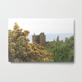 Dunnottar Castle Metal Print