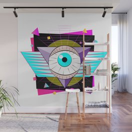 The All-Seer Wall Mural