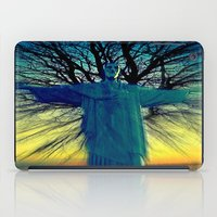 jesus iPad Cases featuring jesus by  Agostino Lo Coco