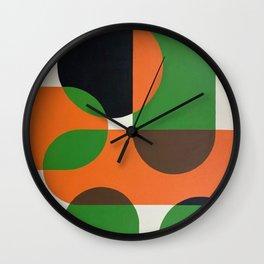Desert Moderne Wall Clock