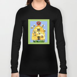 Busy Bees Long Sleeve T-shirt