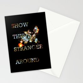 This Stranger Stationery Cards