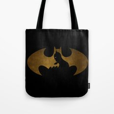 The dark man Tote Bag