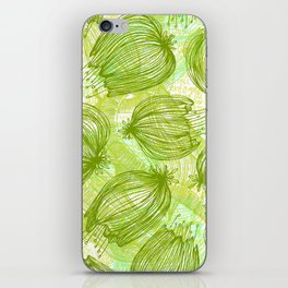 Verde que te quiero Verde iPhone Skin