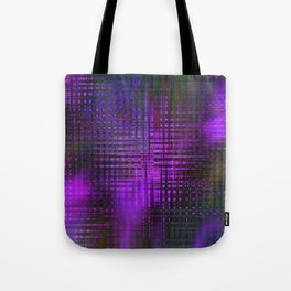 purplewave Tote Bag
