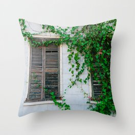 Charleston Architecture XVII Throw Pillow