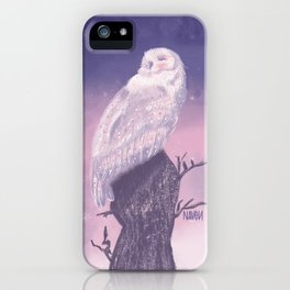 Magic Owl iPhone Case