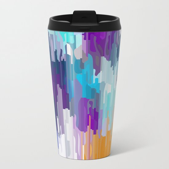The Two of Us Metal Travel Mug