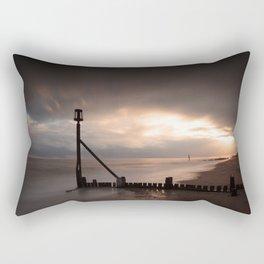 Coastal Light Rectangular Pillow