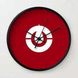 kochi region flag japan prefecture Wall Clock