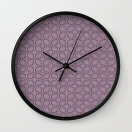Love of Tennis Wall Clock