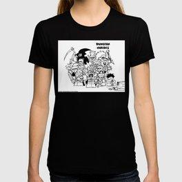 Dungeon Hordes Group Shot. T-shirt
