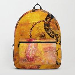 Mandala Be Grateful Backpack