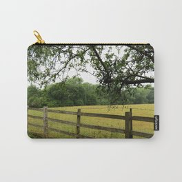 English Countryside Carry-All Pouch