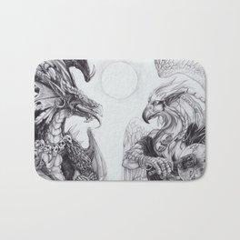 Two Shamans Bath Mat