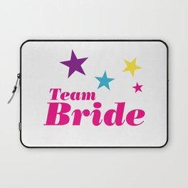 Bride team Laptop Sleeve