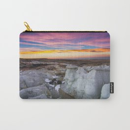 The Painted Mines Carry-All Pouch