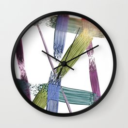 Paint N.1 Wall Clock