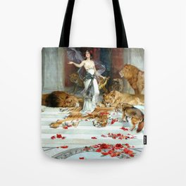 Wright Barker Circe Nyph Goddess Of Magic Witch Enchantress Turn Men Into Animals Tote Bag