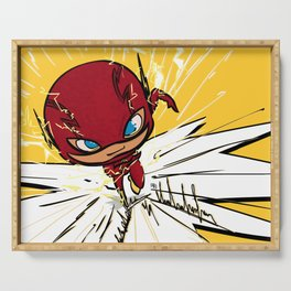 The Flash Serving Tray